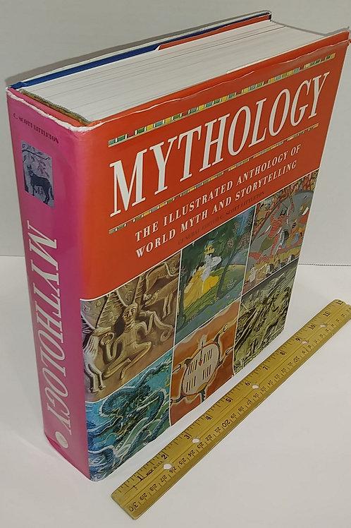 Mythology Illustrated Anthology of World Myth and Storytelling