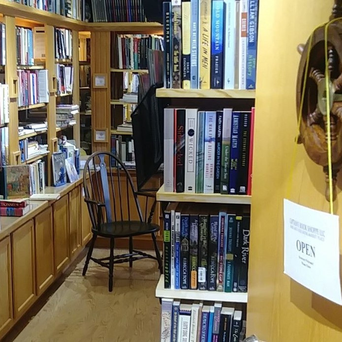 Captai's Book Shoppe Store Photo