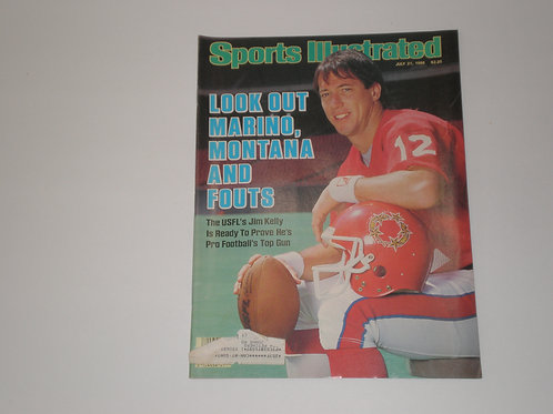Sports Illustrated, July 1986, 1986.
