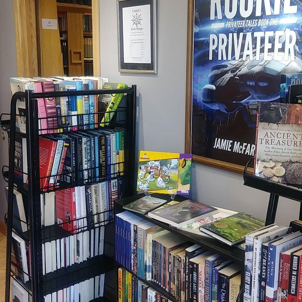 Captain's Book Shoppe