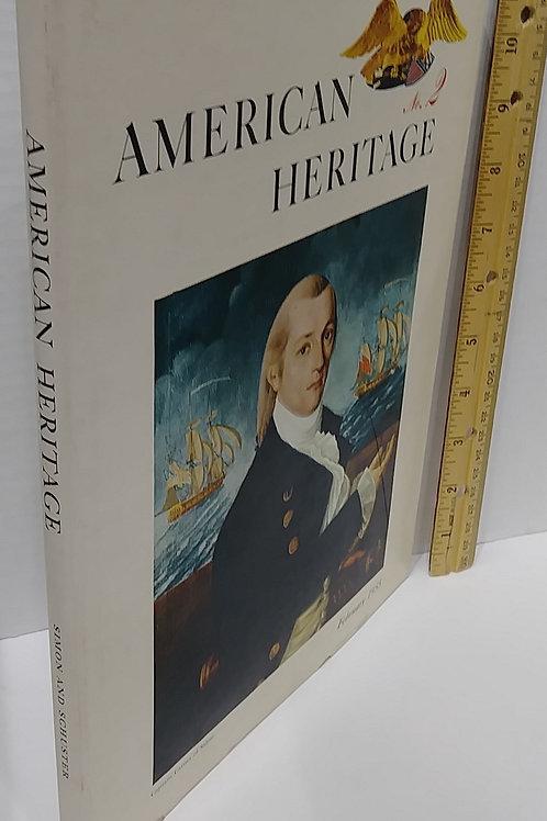 American Heritage Feb 1955 Vol VI, No 2
