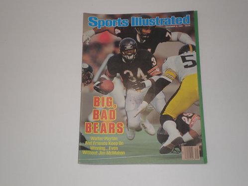 Sports Illustrated December 8, 1986