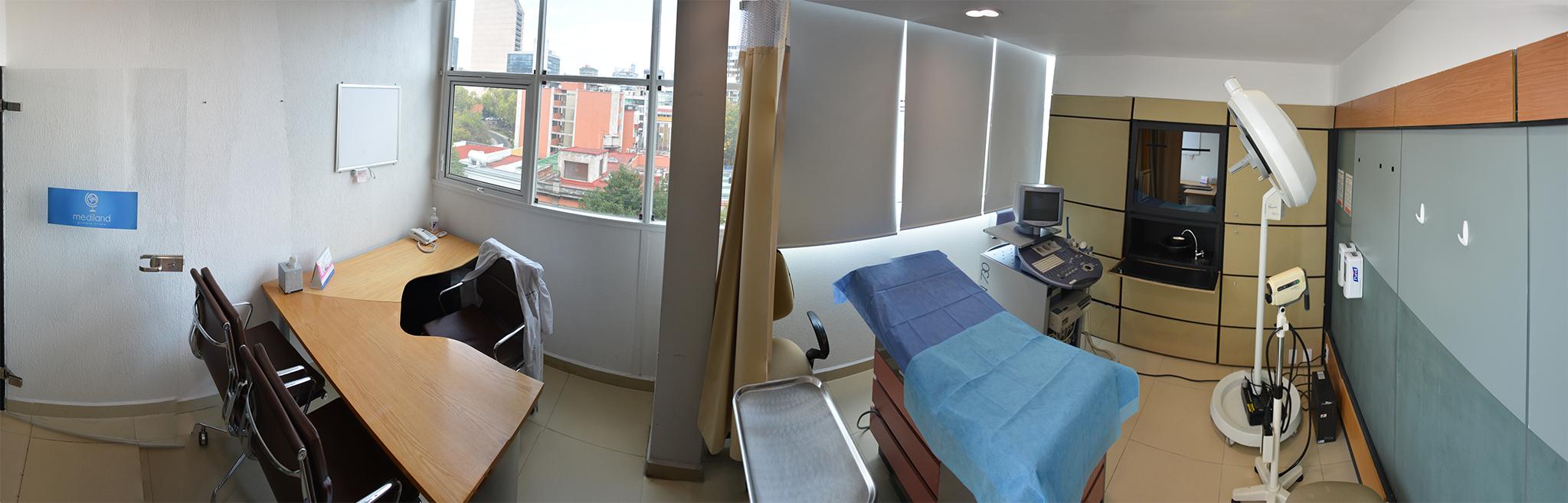 Consultorio Ginecología