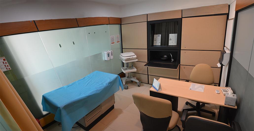 Consultorio Cardiología