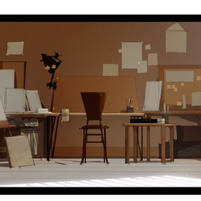 #2 Background Design From Shi Lai