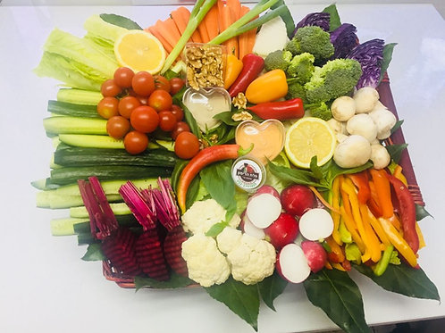 XL סלסלת בריאות ירקות