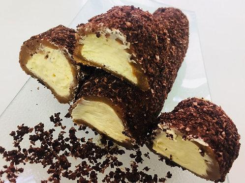 סושי שוקולד בטעם וניל קוקוס 24 יחידות