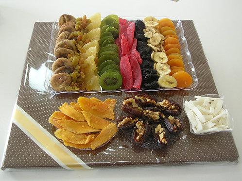 סלסילת פירות יבשים