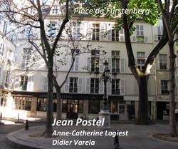 Place de Furstenberg pochette