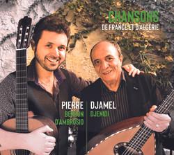 jaquette chansons de france et d'algerie