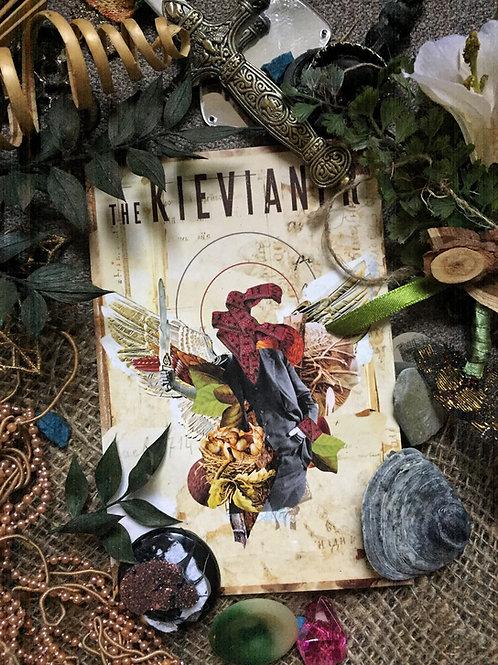 Листівки із серіїї The KIEVIANER