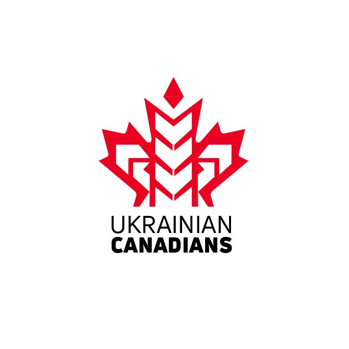 UKRAINIAN CANADIANS logo