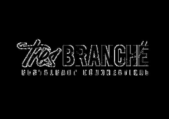 TRES BRANCHE logo