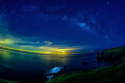 台灣的星空 星耀台灣