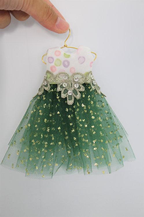 美國夏威夷文創手作Doll Dress