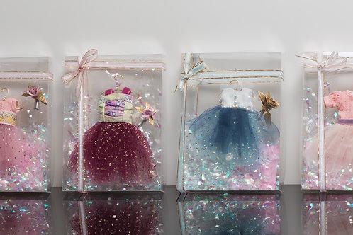 創意娃娃手工服裝設計