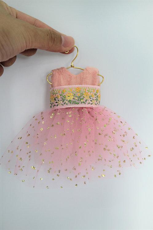 美國夏威夷文創手工{精靈饗宴} Doll Dress