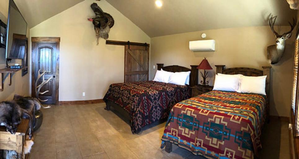 Hunter Cabin Interior