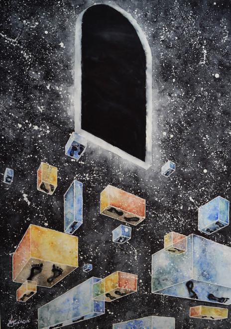 sAnđela_Tucaković,_Triptych_of_Existent