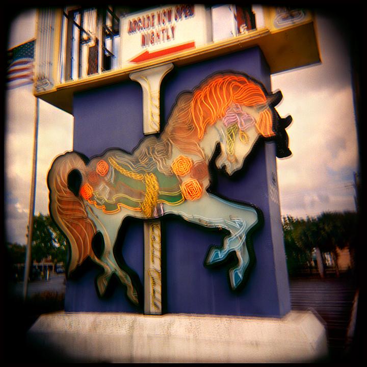 Neon Horse Delray