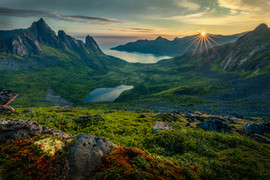 Northland Senja, Norway