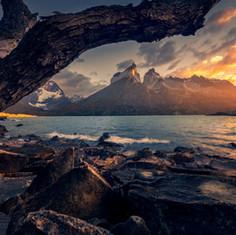 Lake Pehoé, Torres del Paine