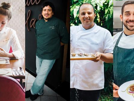 Festival Fartura promove jantares a 4 mãos no Sagrado Mar e Aroma, com chef renomados
