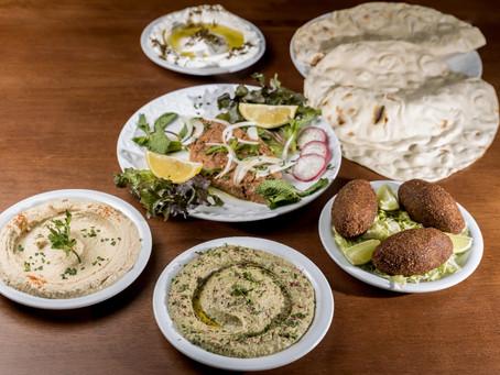 Pratos típicos do Istambul Cozinha e Bar garantem uma viagem gastronômica