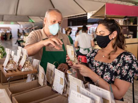Brasília Shopping promove o Mercadinho do Brasília e o novo Festival Cozinha Afetiva, neste sábado