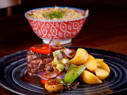 Conheça o menu executivo do Cantón Peruvian & Chinese Food