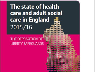 State of Care Report 2016