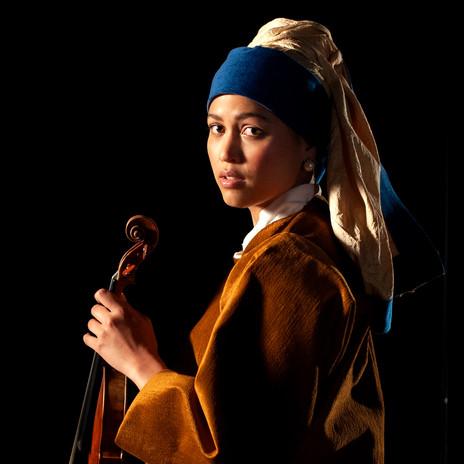 Meisje met de parel - Vermeer