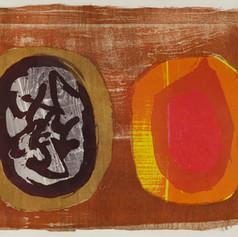 Michael Rothenstein, Red Jazz '196'