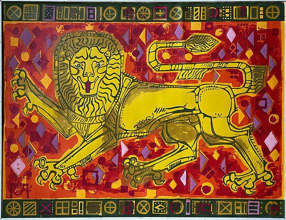 Lion by Joyce Pallot.jpg