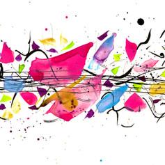 Ella Johnston, Music Landscape in response to Gina Severini