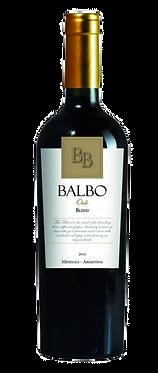 Bodega Balbo Oak Blend Malbec, Cabernet Sauvignon, Petit Verdot