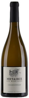 Métairie 'Les Barriqes' Chardonnay