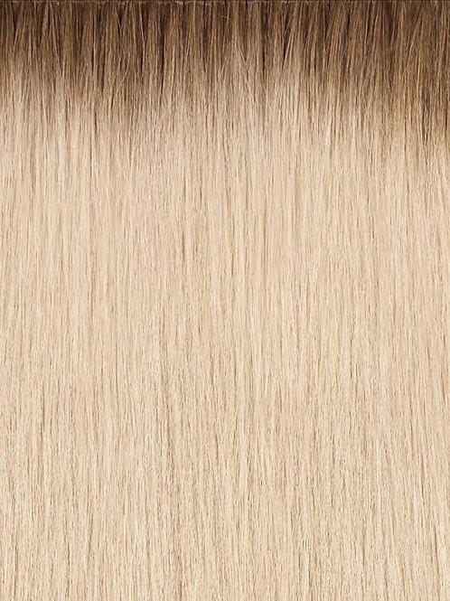 """24"""" ROOTED #2 Brown to #613 Blonde 50g"""