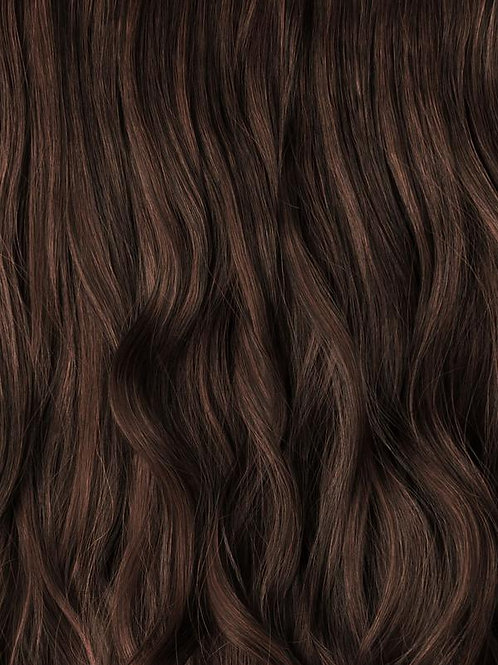 "16"" Medium Brown (#4) 15g Weft"