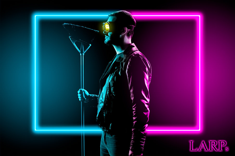 LARPs Season 3 Poster Image