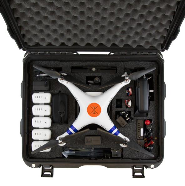 La photogrammétrie par drone