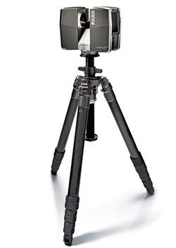 Scanner laser 3D de 330m de portée