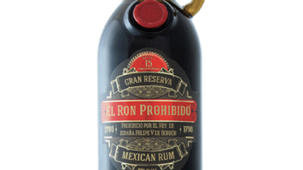 Mexican Rum El Ron Prohibido
