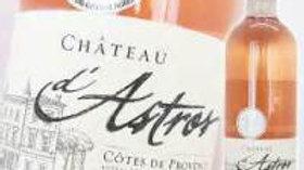 Château D'Astos Rosé, Côtes de Provence AOC