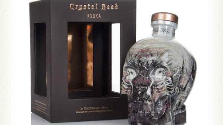 Vodka Crystal head John Alexander