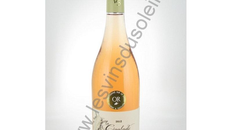 Saint Chinian, La Cigalade rosé 75cl