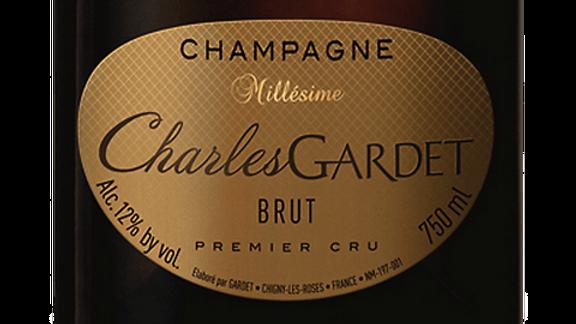 Champagne Millésime, Brut, Premier cru 75cl