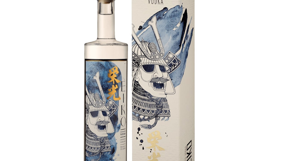 Vodka japonaise Eiko 40%