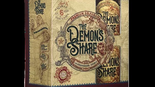 Coffret Rhum épicé The demon's share