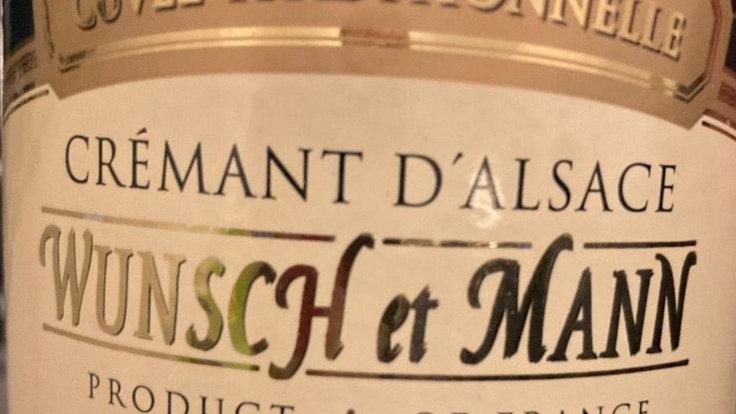 Crémant d'Alsace, Cuvée Traditionnelle 75cl